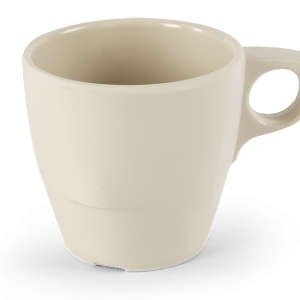 TAZA ESTIBABLE 227 ML MELAMINA